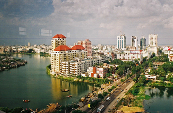 Capital City Of Bangladesh