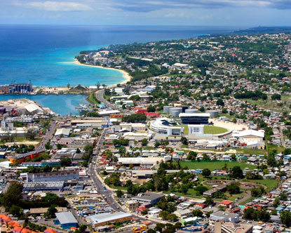Capital City Of Barbados
