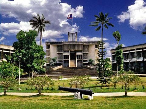 Capital City Of Beliz
