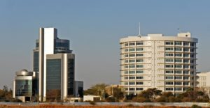 Capital City Of Botswana