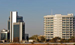 Capital City Of Botswana
