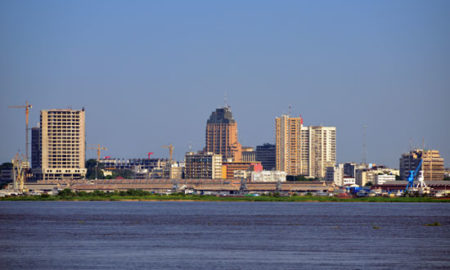 Capital City Of Republic Of Congo
