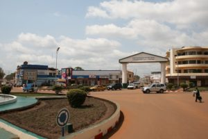 Capital City Of the Central African Republic