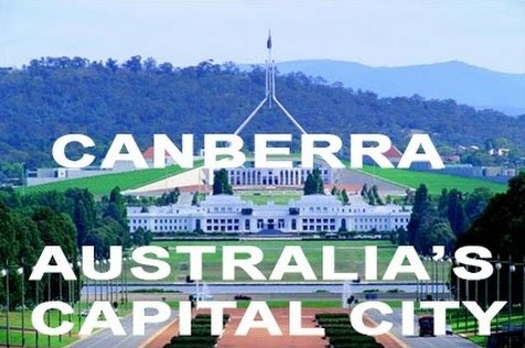 Capital City of Australia