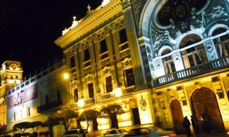 Capital city of Bolivia