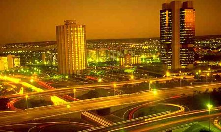 Capital city of Brazil