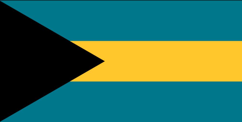 National Flag of Bahamas