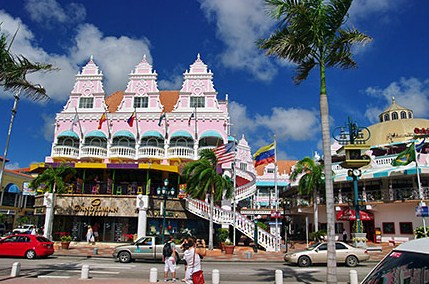 The Capital City of Aruba