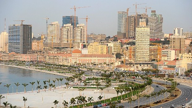 The Capital city of Angola
