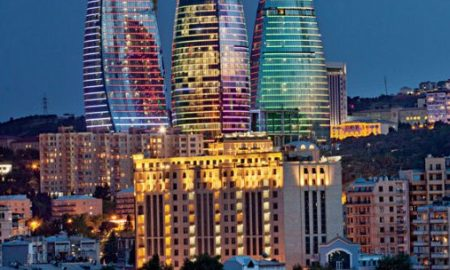 capital city of Azerbaijan