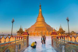 capital city of Burma