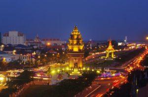 capital city of Cambodia