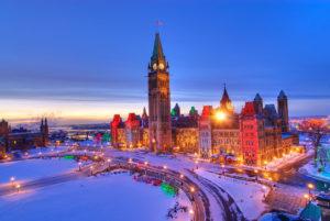 capital city of Canada