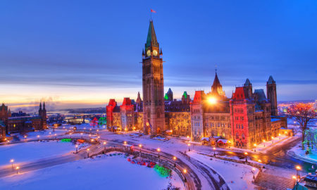 capital city of Canada