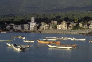 capital city of Comoros