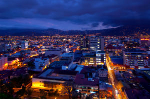 capital city of Costa Rican