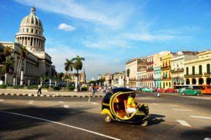 capital city of Cuba