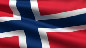 National flag of Norway pic
