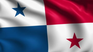 panama flag picture