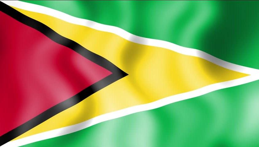 Guyana Flag Pictures