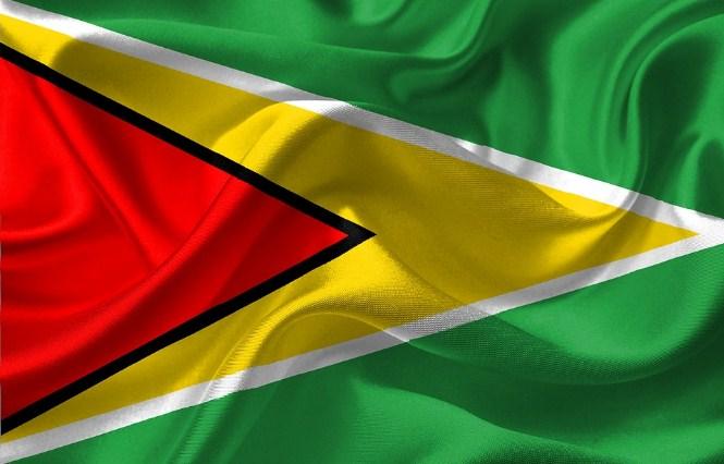 National Flag of Guyana