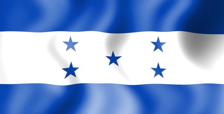 Honduras Flag Pictures