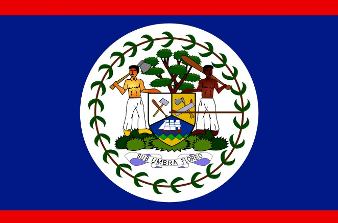 National Flag Of Belize Belize Flag History Meaning And