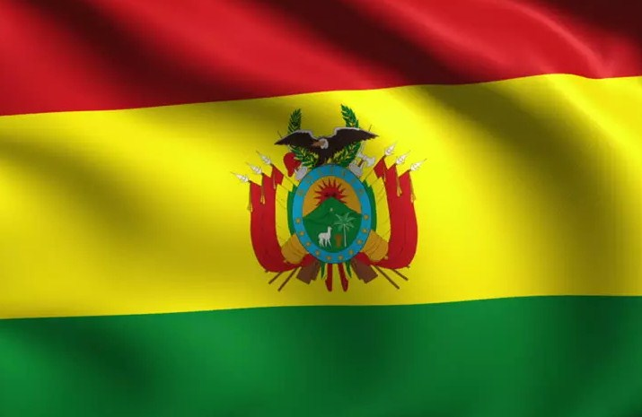 National Flag of Bolivia