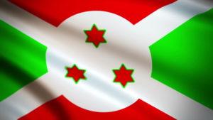 national flag of Burundi
