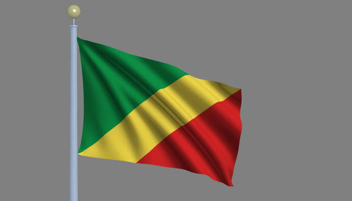 National Flag of Congo