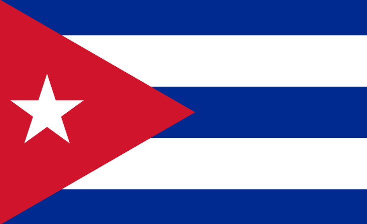 National Flag of Cuba Pics