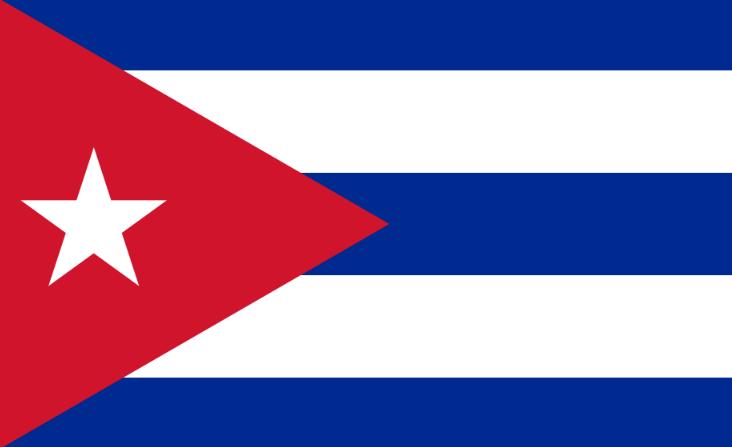 National Flag of Cuba Pics
