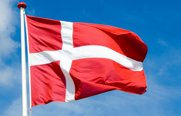 National Flag of Denmark