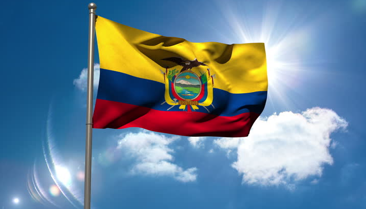 National Flag of Ecuador Pics