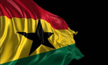 National Flag of Ghana