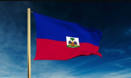 National Flag of Haiti