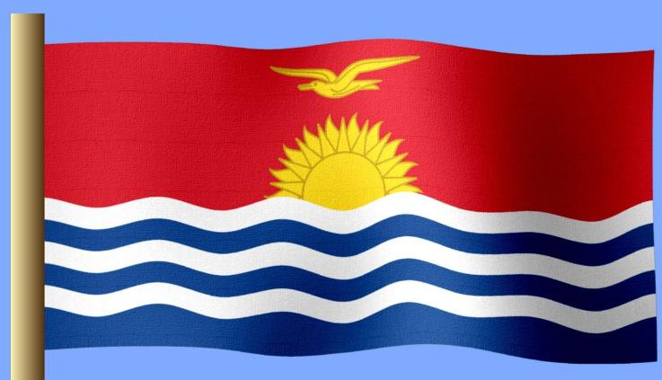 National Flag of Kiribati Picture