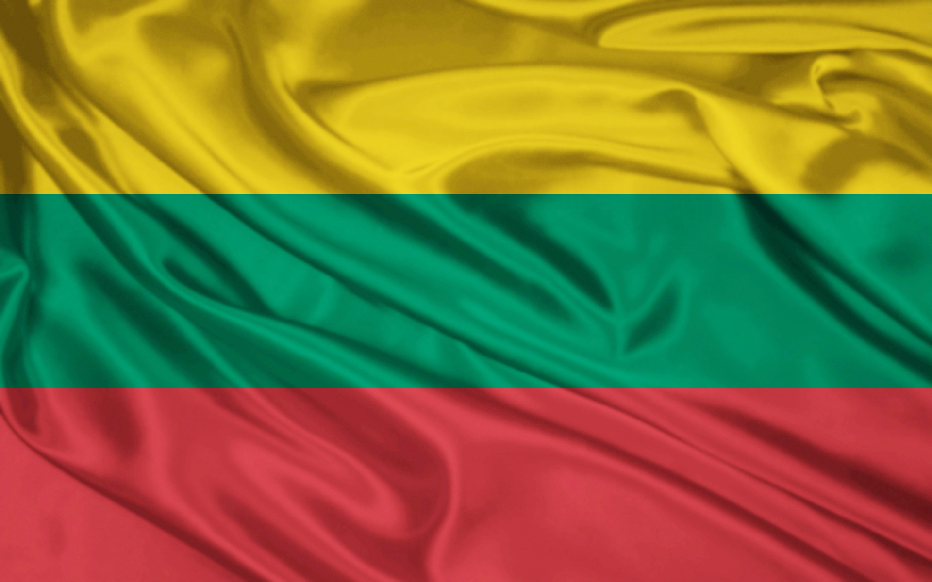 National Flag of Lithuania Pics