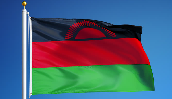 National Flag of Malawi Pictures
