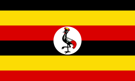 National Flag of Uganda