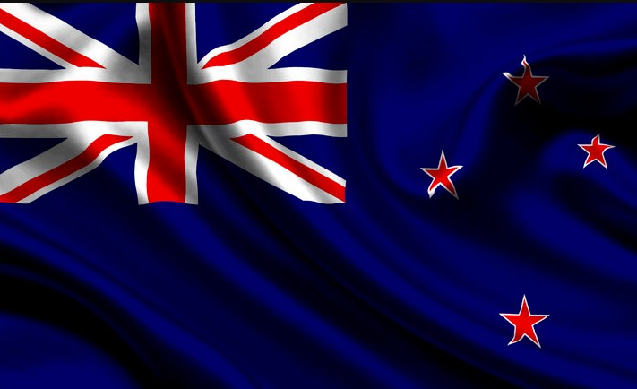 New Zealand Flag Pic