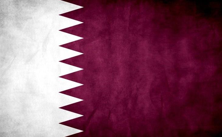 Qatar Flag Pictures