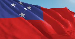 Samoa Flag Picture