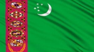 Turkmenistan Flag Pics