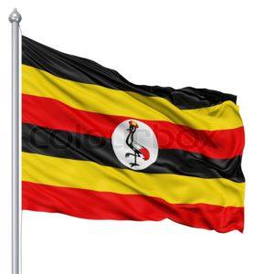 Uganda Flag Pics