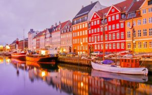 capital city of Denmark