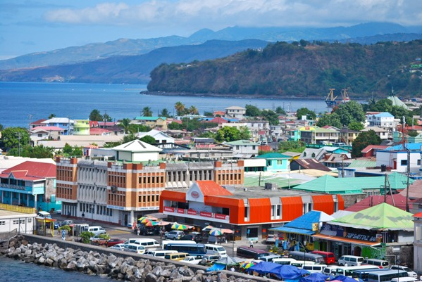 capital city of Dominica