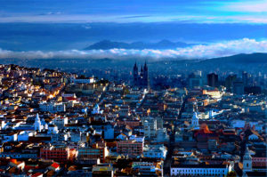 capital city of Ecuador