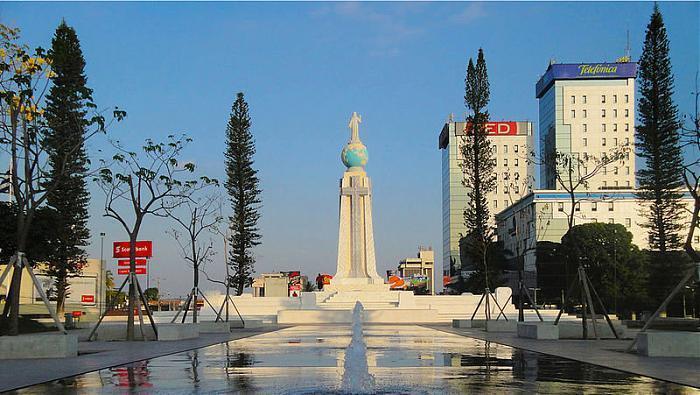 capital city of El Salvador