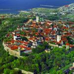 Tallinn : The Capital City Of Estonia